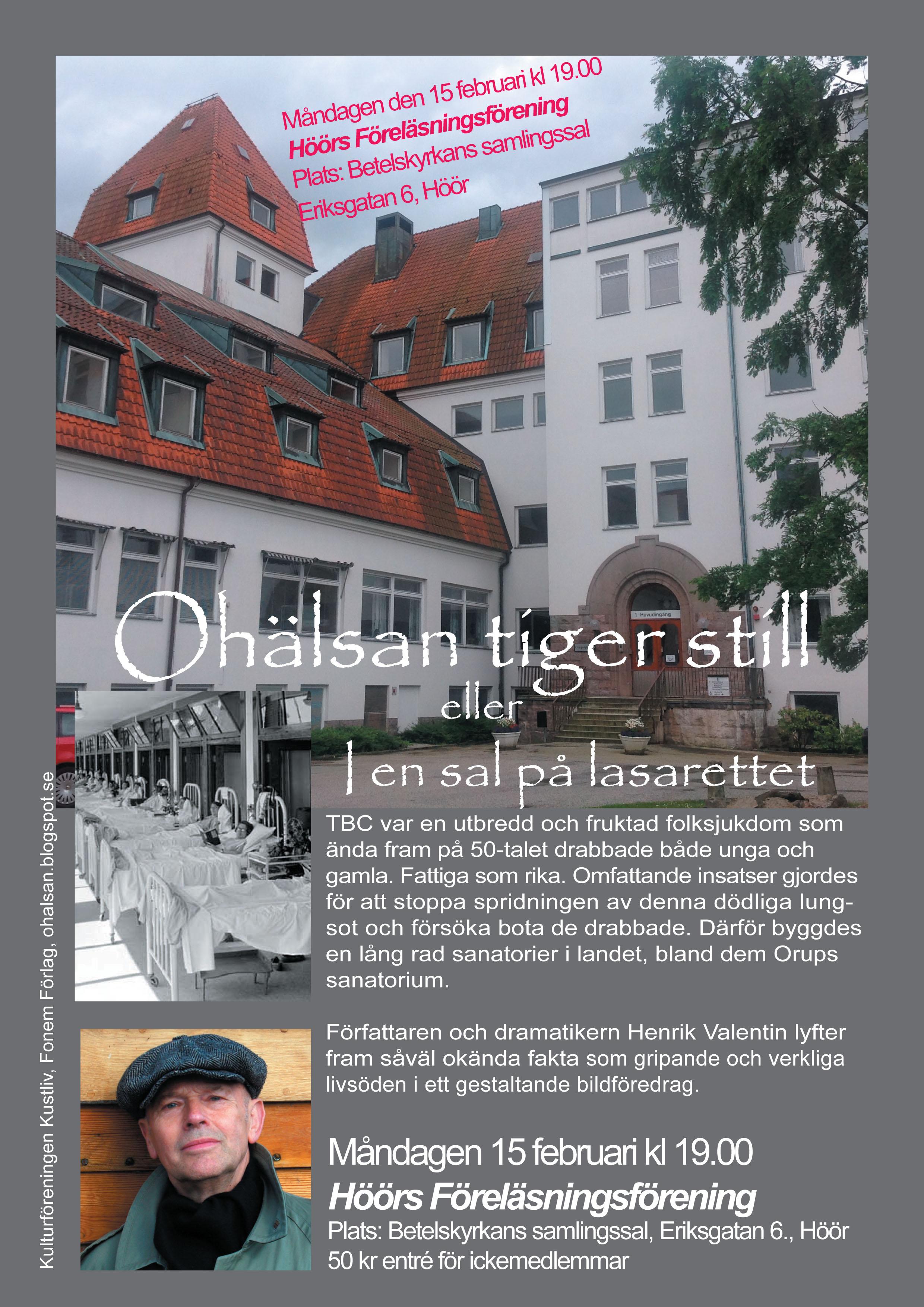 Affisch Höör